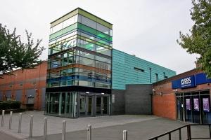 The Manchester Academy 1. (Ce ne sono altre due. Non ho idea dove.)
