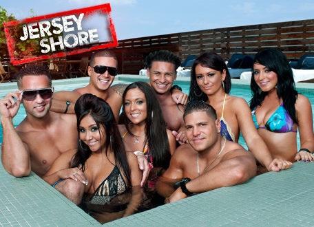 Il cast di Jersey Shore