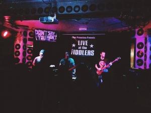 live@Fiddler's Elbow, Camden