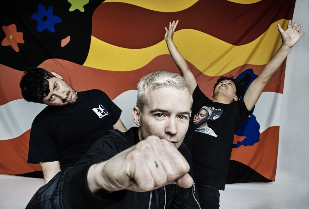 The Avalanches.