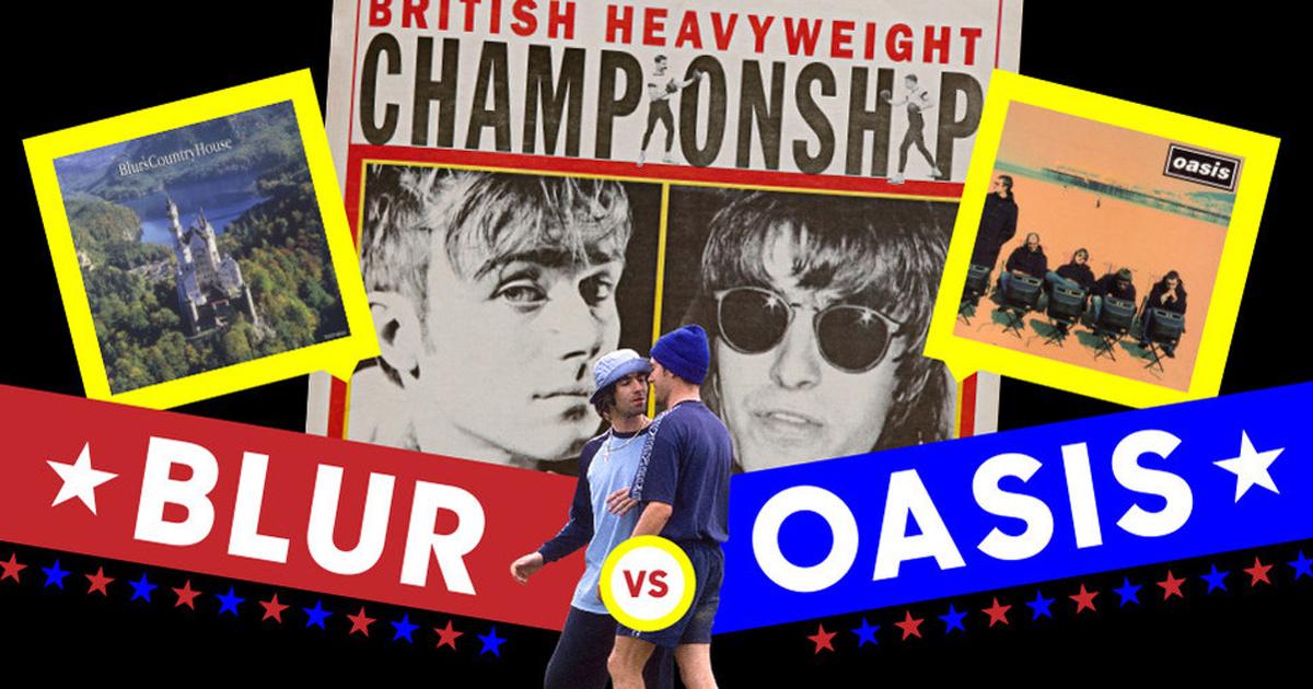 Chi vinse tra Country House e Roll With It nella storica battaglia per la numero 1 tra Blur e Oasis?